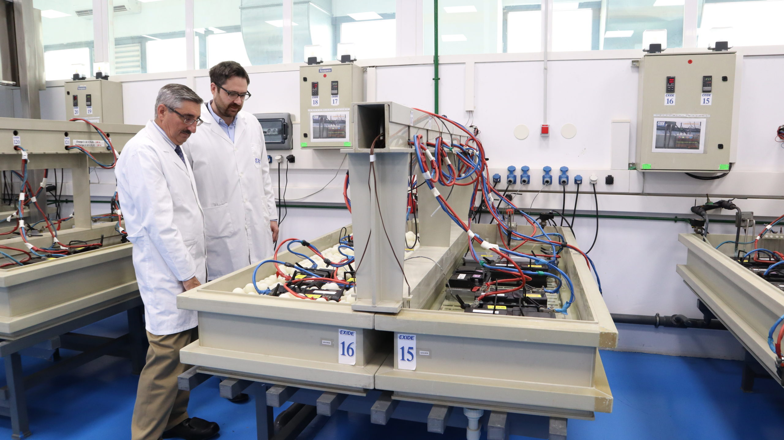 Neutron diffraction used for the first time to improve advanced battery performance