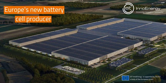 EIT InnoEnergy backs Europe's new battery cell producer, Verkor