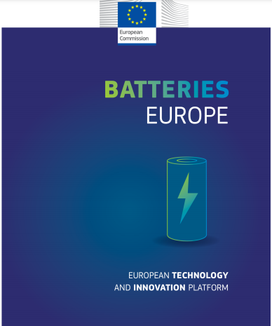 EITB Batteries Raw Materials and Recycling Roadmap 2021