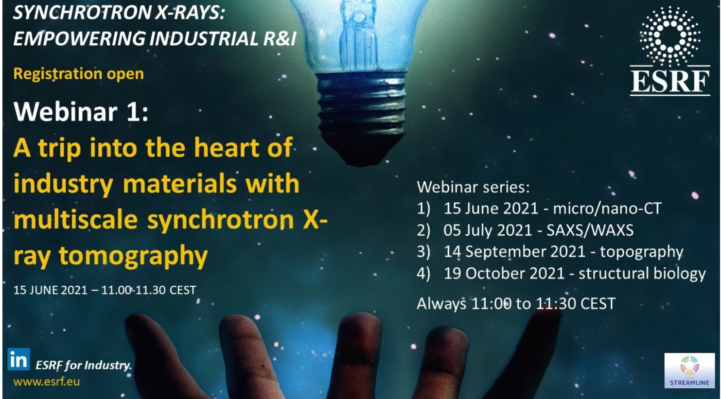 WEBINAR – A trip into the heart of industry materials with multiscale X-ray tomography